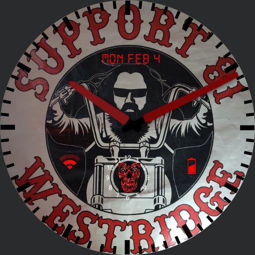 """Support 81  """" WESTRIDGE """""""