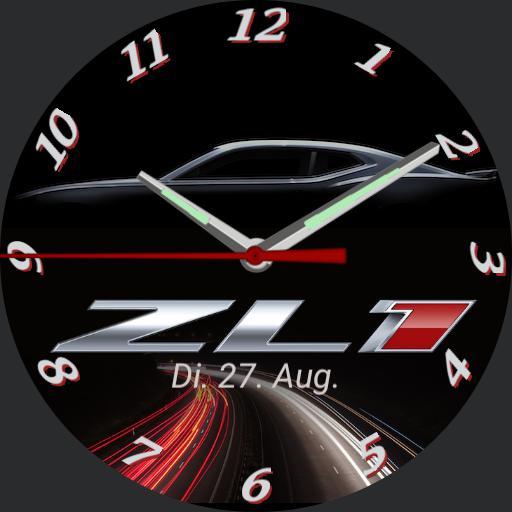 Camaro ZL1 Glow Copy