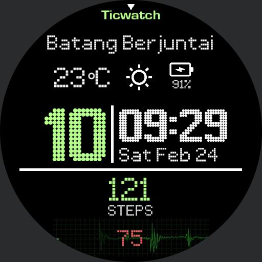 Ticwatch Sport_HR