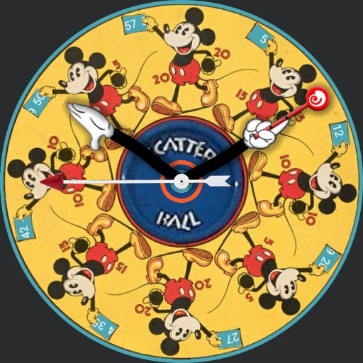 Mickey Mouse Scatter Ball