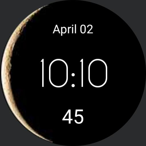 Simple Moon