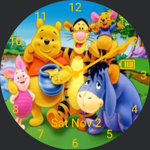Whinnie the pooh 1