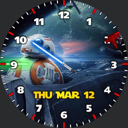BB-8 Blastoff