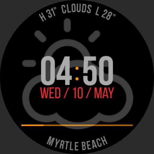 Weather background