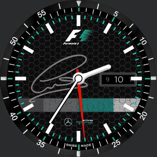 AMG PETRONAS F1 TEAM