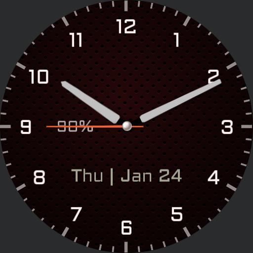 JS Simple Watch