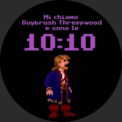 Guybrush Time ita