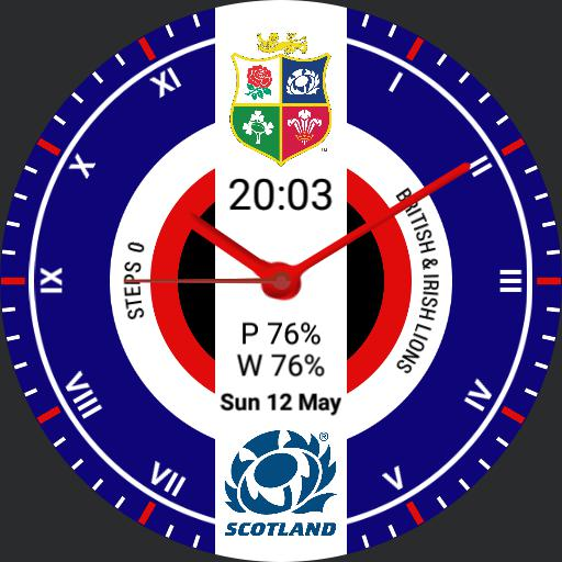 Lions / Scotland Rugby 2