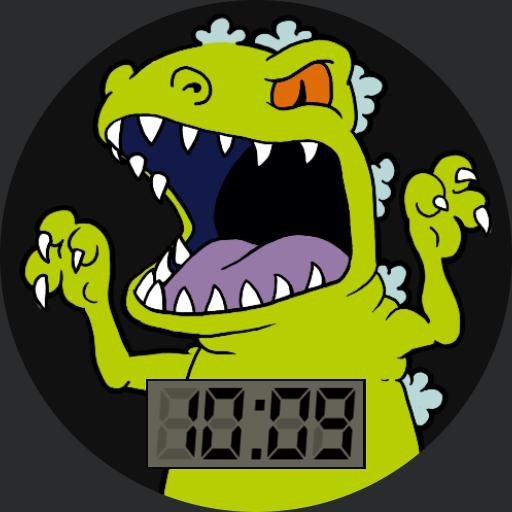Reptar Watch
