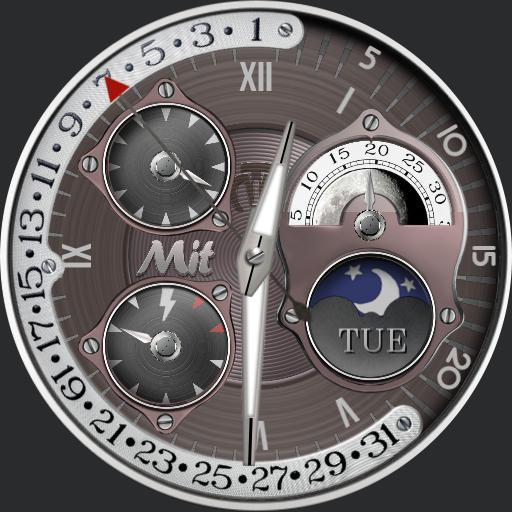 Mit watch fpj