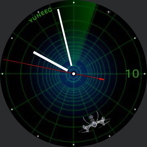 WRG - YUNEEC - radar