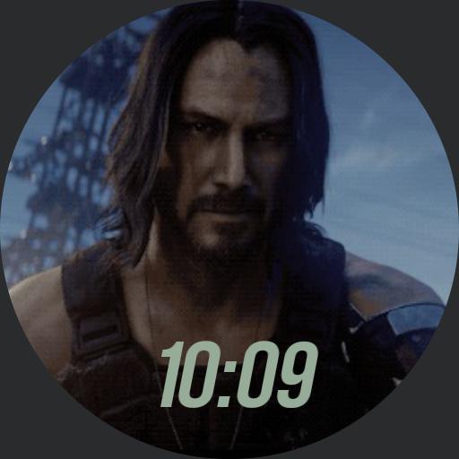 Keanu Reeves Cyberpunk