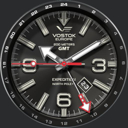 Vostok North Pole Rc1