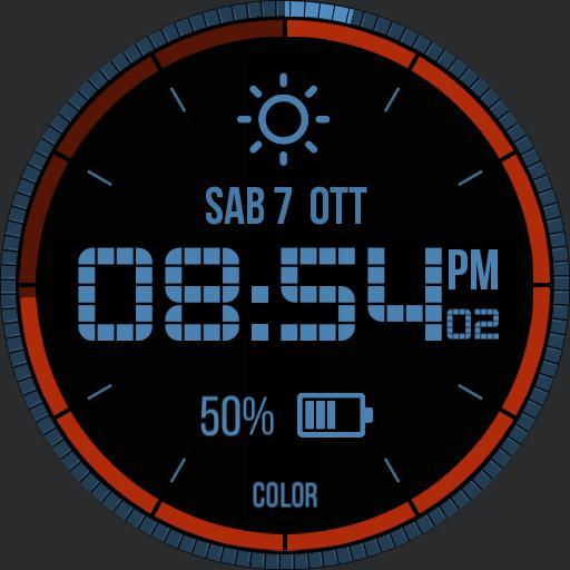 Carbon Digital  Color