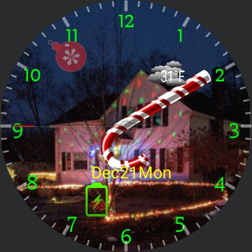 holiday watch capn83