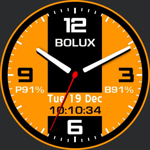 BOLUX - Digilog Orange