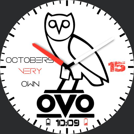 ovo octobers very own