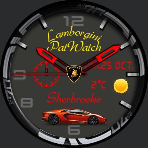 Lamborgini PatWatch 2