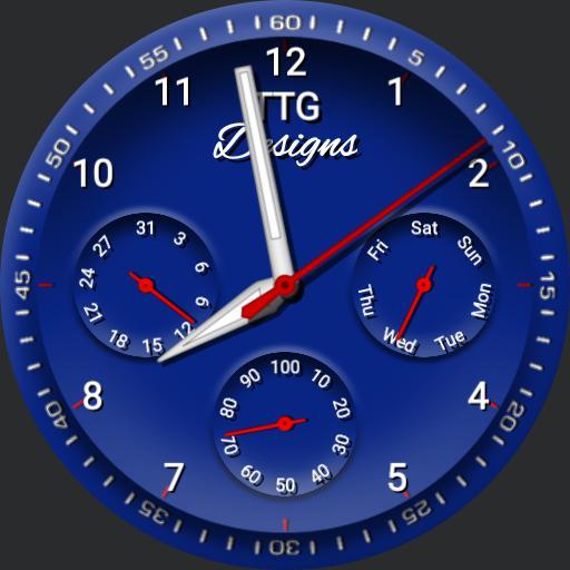 TTG Mill-blue