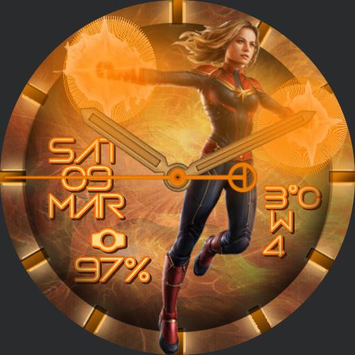 Captain Marvel JBCM060219
