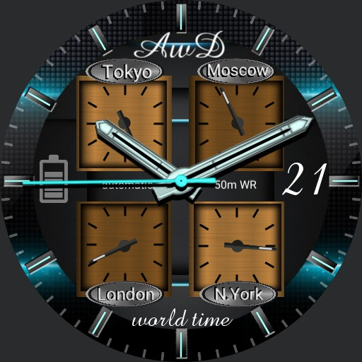 world timing
