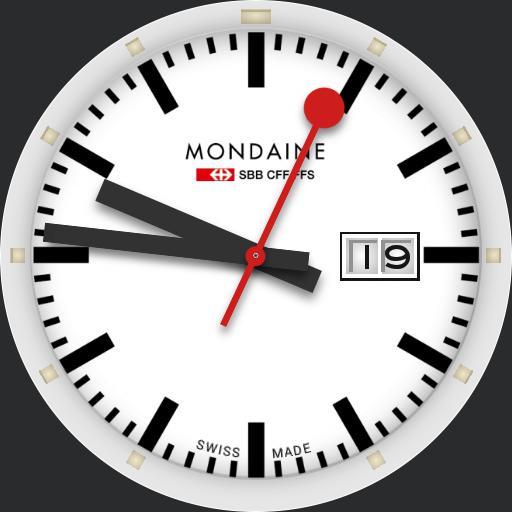 Mondaine BCL