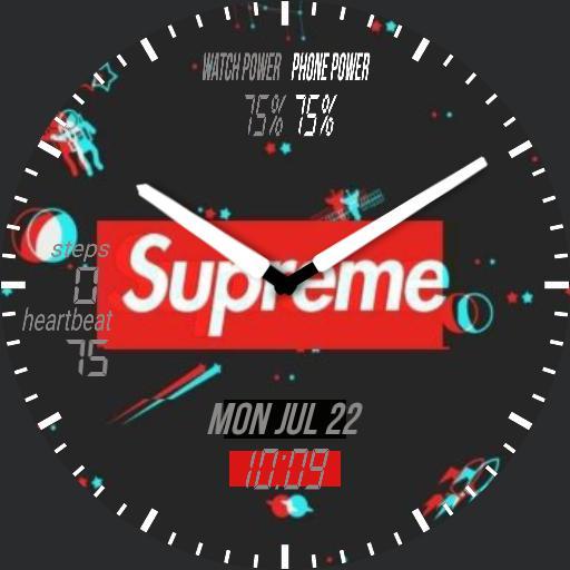 Supreme High