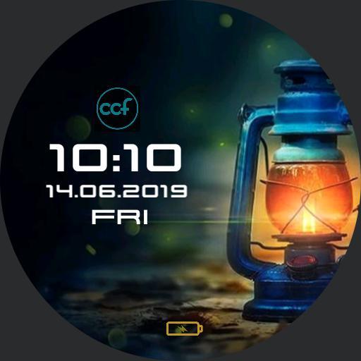 CCF Lantern