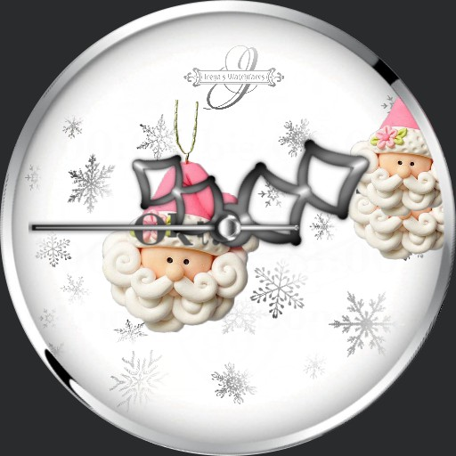 Candy Christmas  3fach Dim nach Tageszeit 4S. Animation