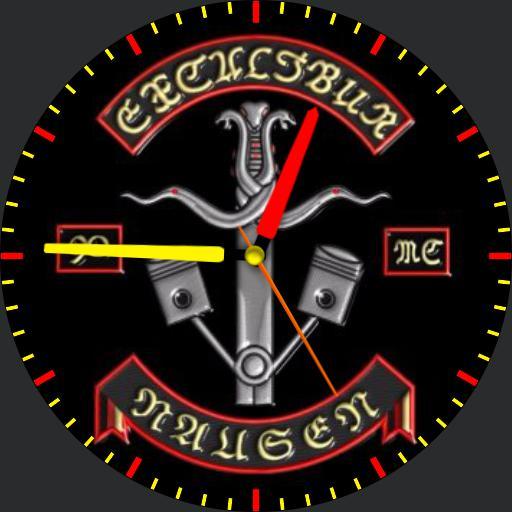 MC Excalibur Uhr