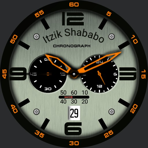 Curren Chronograph