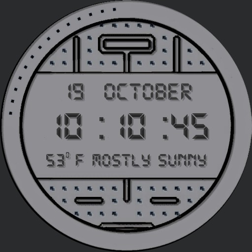 Pacman LCD
