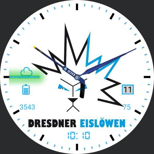 Eisloewen Dresden Analog
