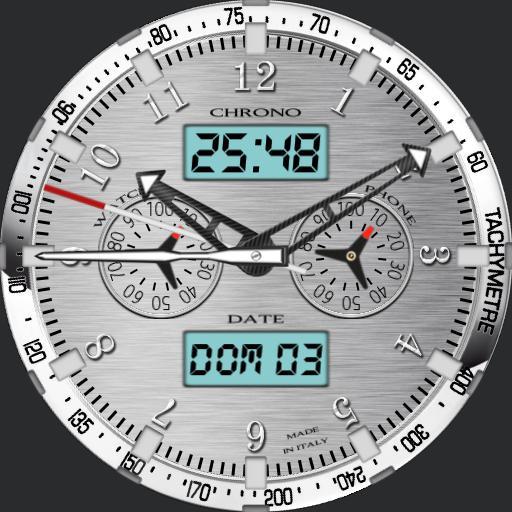chrono date by VF27