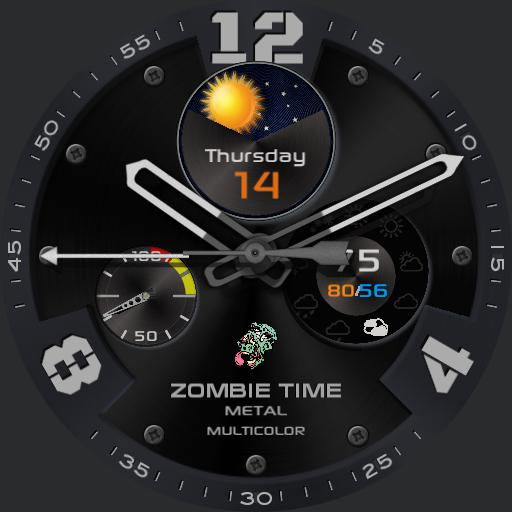 ZOMBIE TIME METALLC Full Analog