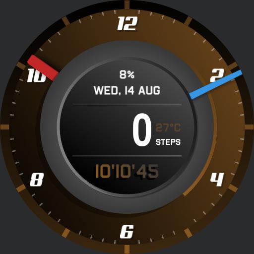 Speedo watch