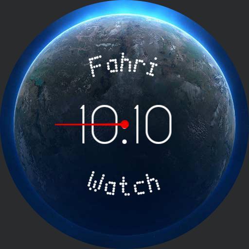 Fahri Watch Earth