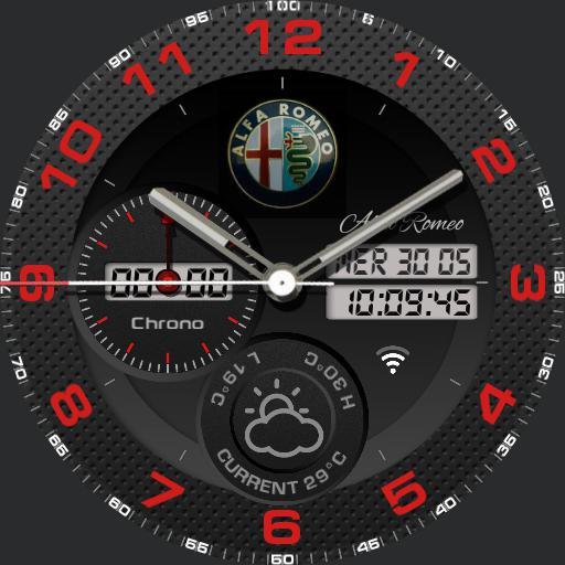 Alfa Romeo by VF27