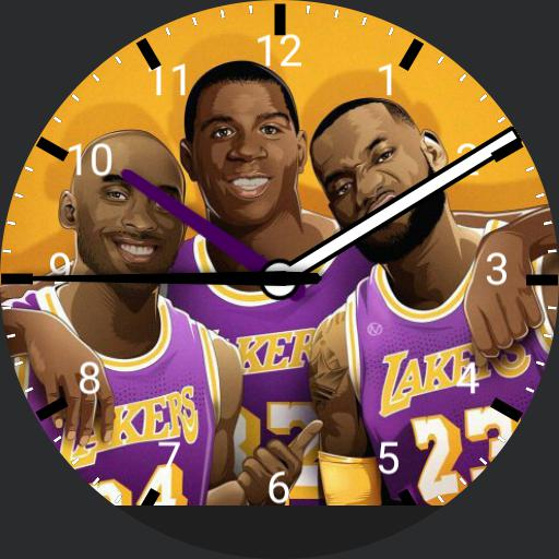 Kobe Magic LeBron