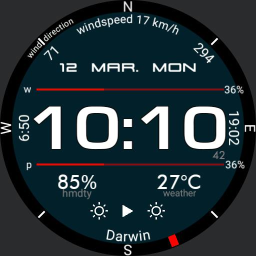 my watch 101