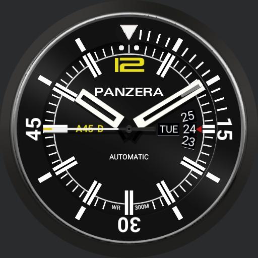 Panzera Aquamarine Pro Diver