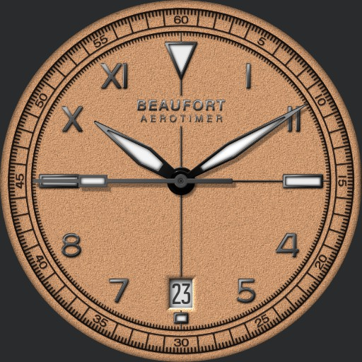 Beaufort Aerotimer Automatic 4 in 1