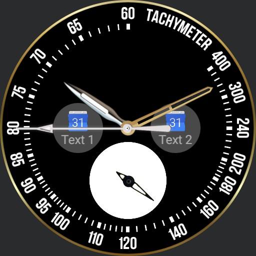Hybrid Watch Copy