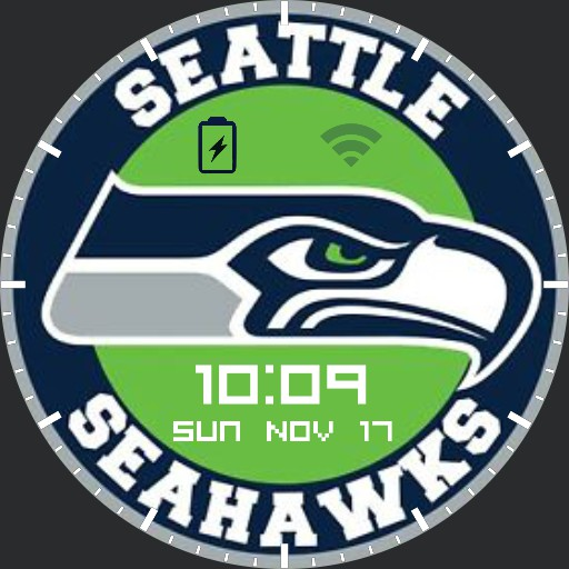 Seahawks one