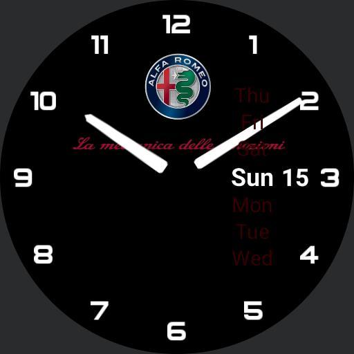 Alfa Romeo simple