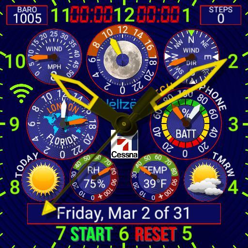 Cessna Analog 2.0