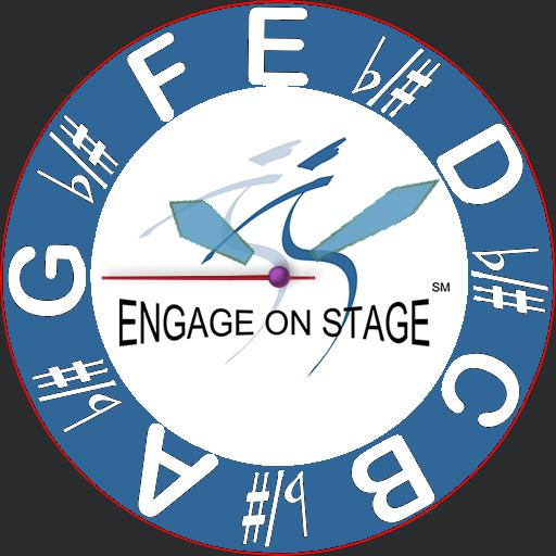 Engage On Stage Blue
