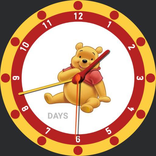 Winnie the Pooh tribute Copy