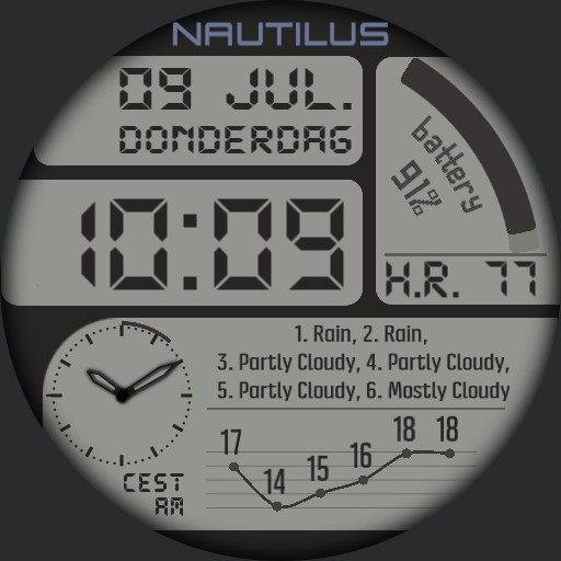 Nautilus Digital 01