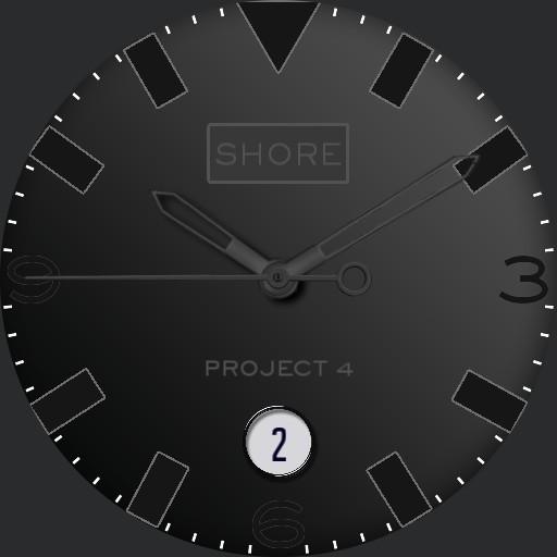 Shore Project 4 Grey